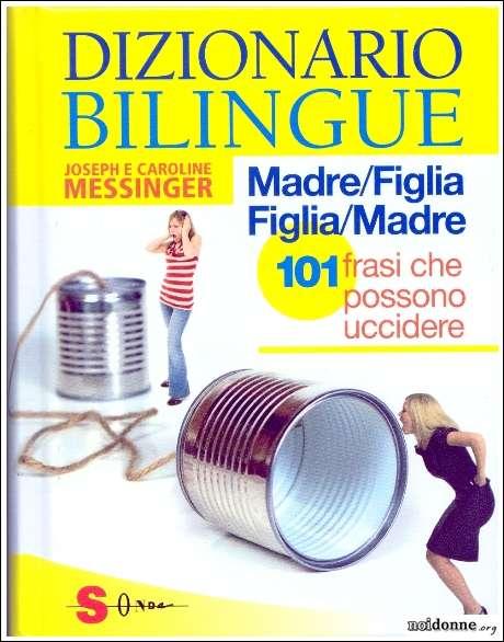 Dizionario bilingue mamma figlia