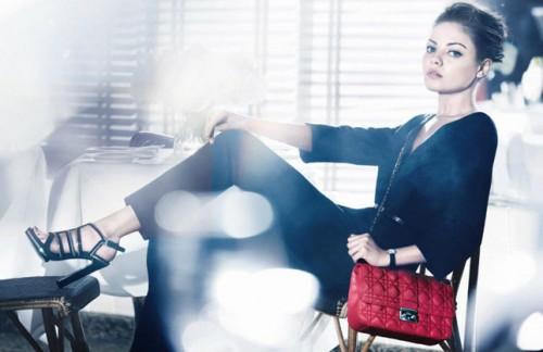 Mila Kunis per Miss Dior 01