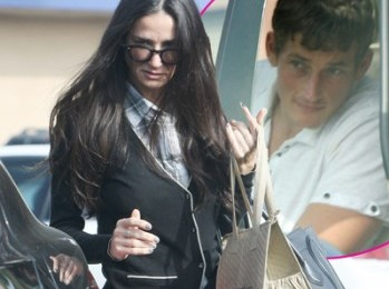 Demi Moore e il boyfriend-