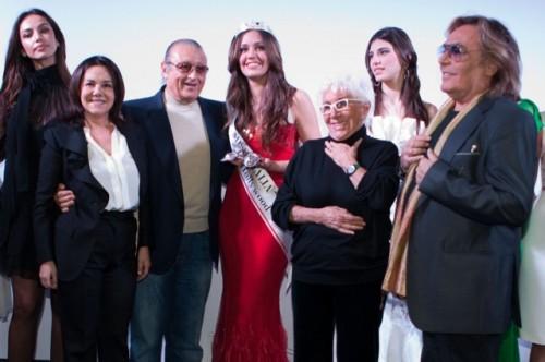 Elezione Miss Capri Hollywood 2012
