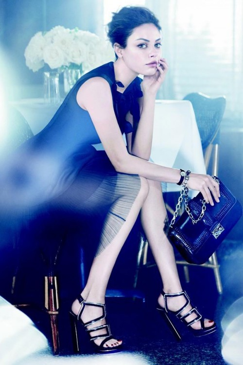 Mila Kunis per Miss Dior 02