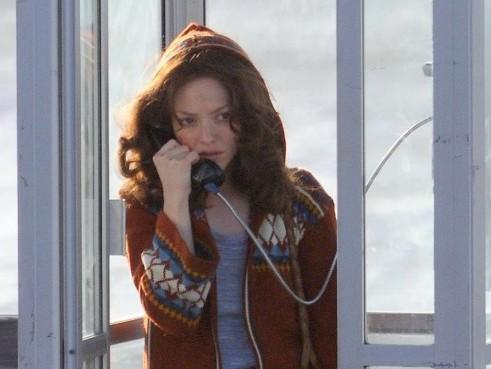 "Amanda Seyfried e Peter Sarsgaard sul set di ""Lovelace""09"