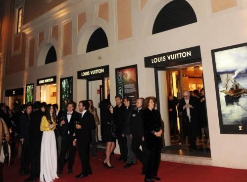 Louis Vuitton inaugurazione store13