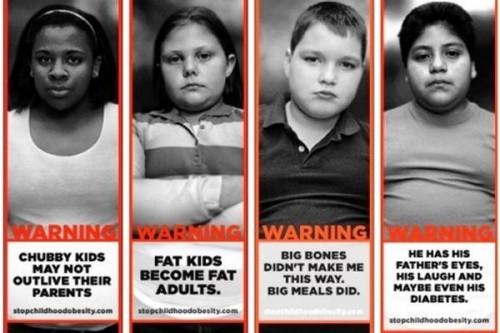 Strong4life campagna obesità infantile