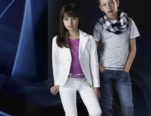 Le immagini della campagna SS12 di Armani Junior 03