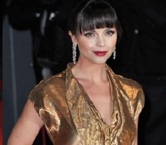 Christina Ricci BAFTA Awards