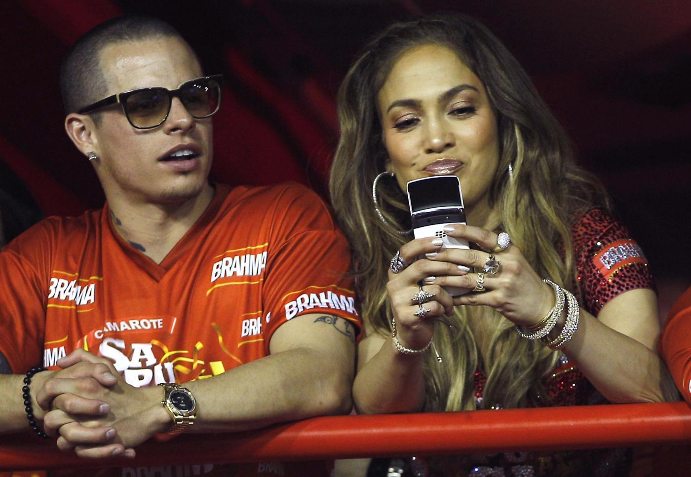 Jennifer Lopez, chi è il fidanzato Casper Smart FOTO