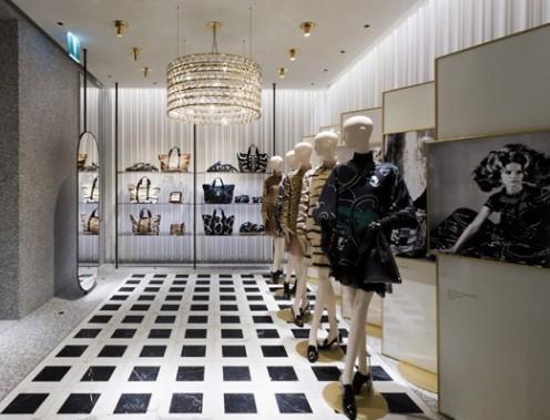 Valentino boutique Milano