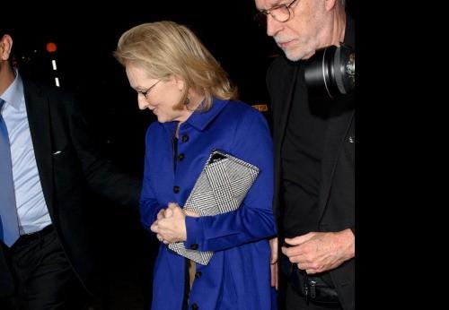 Meryl Streep Cena pre BAFTA