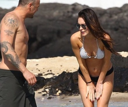Megan Fox e Brian alle Hawaii 2012 04