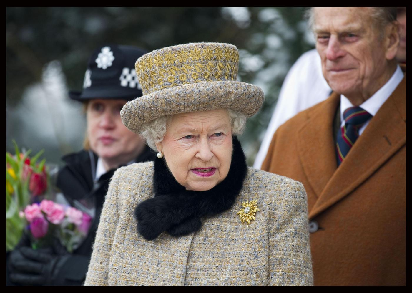 Elisabetta II, regina d'Inghilterra, nelle sue vene sangue di Maometto?