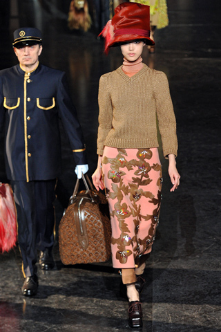 Louis Vuitton ai 2012 Parigi 06