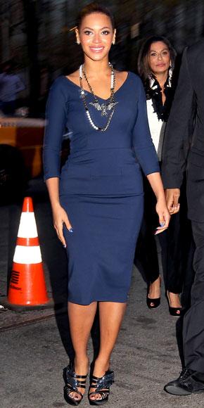 Beyonce best dressed week 3