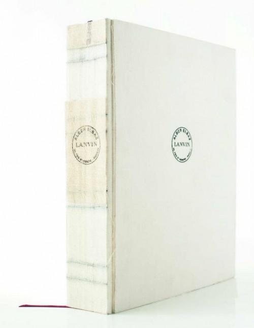 Lanvin libro edizione limitata 02