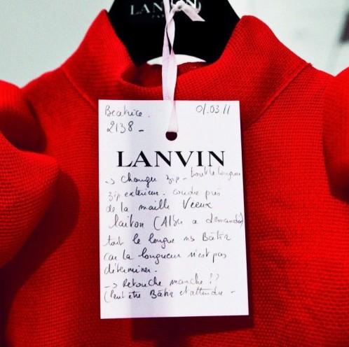Lanvin libro edizione limitata 01