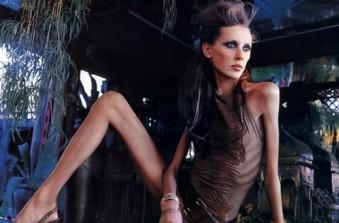 israele vietate modelle magre