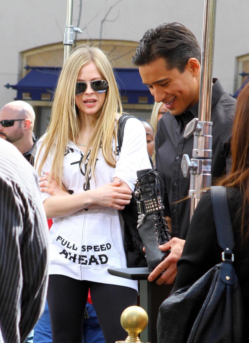 Avril Lavigne 07