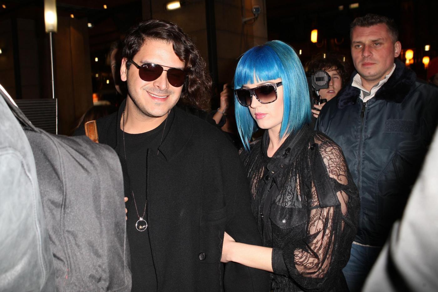Katy Perry e Baptiste Giabiconi a Parigi 01