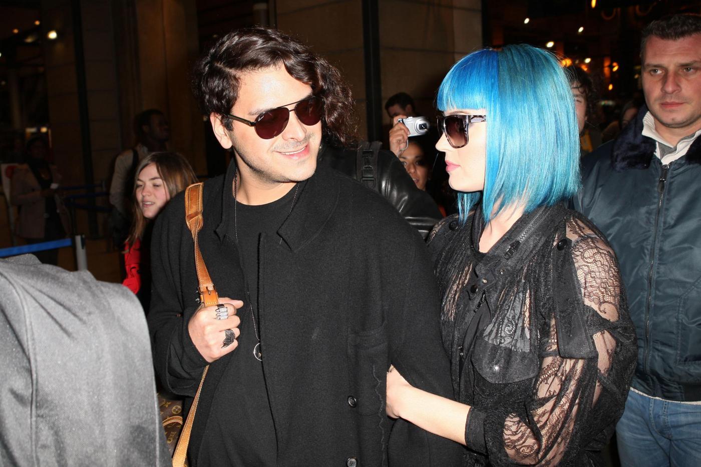 Katy Perry e Baptiste Giabiconi a Parigi 04