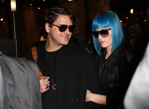 Katy Perry e Baptiste Giabiconi a Parigi 05