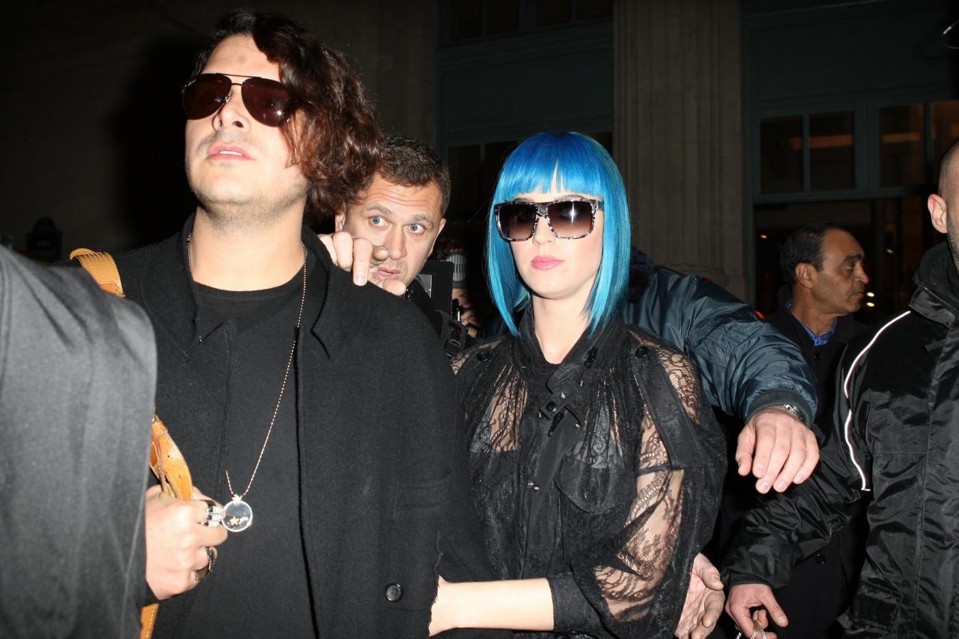 Katy Perry e Baptiste Giabiconi a Parigi 06