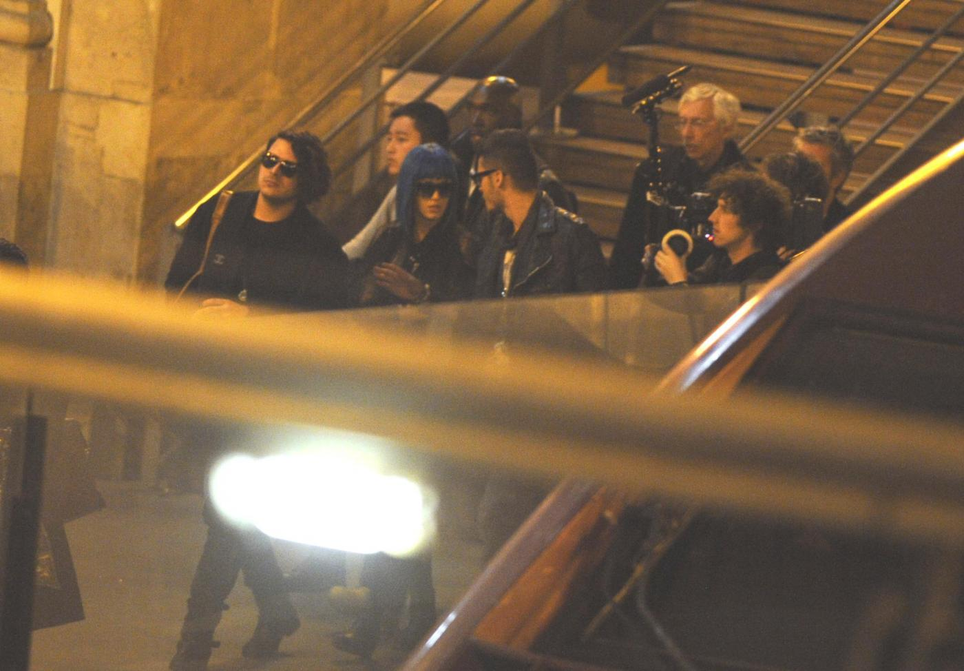 Katy Perry e Baptiste Giabiconi a Parigi 08