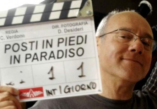 Carlo Verdone posti in piedi in paradiso