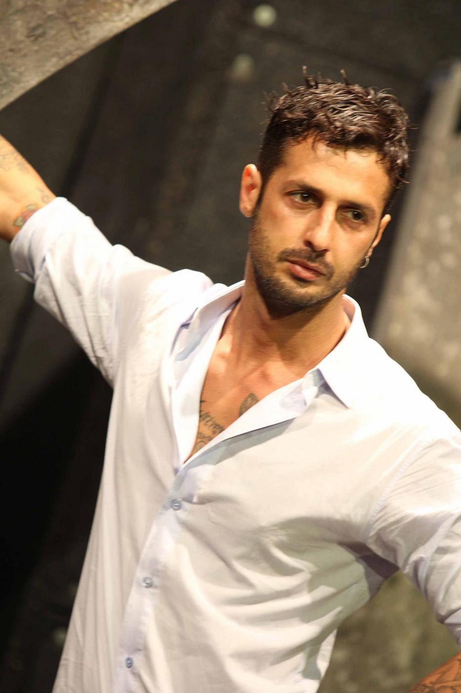 Fabrizio Corona presenta il suo talk-show televisivo 07