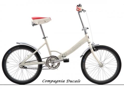 Bicicletta Fiat 500 01