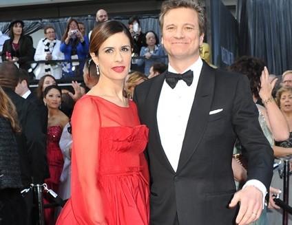 Colin Firth: età, chi è la moglie, figli FOTO
