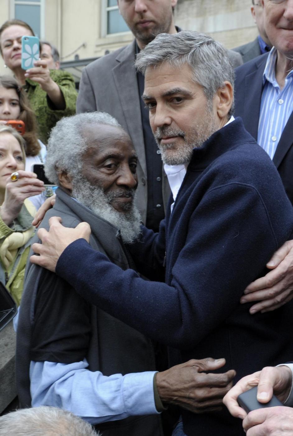 L'arresto di George Clooney 05