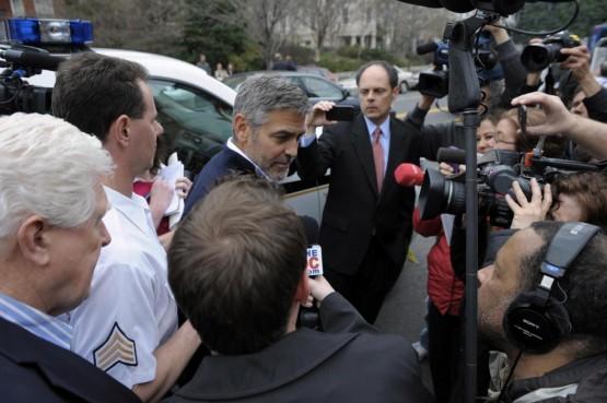 L'arresto di George Clooney 07