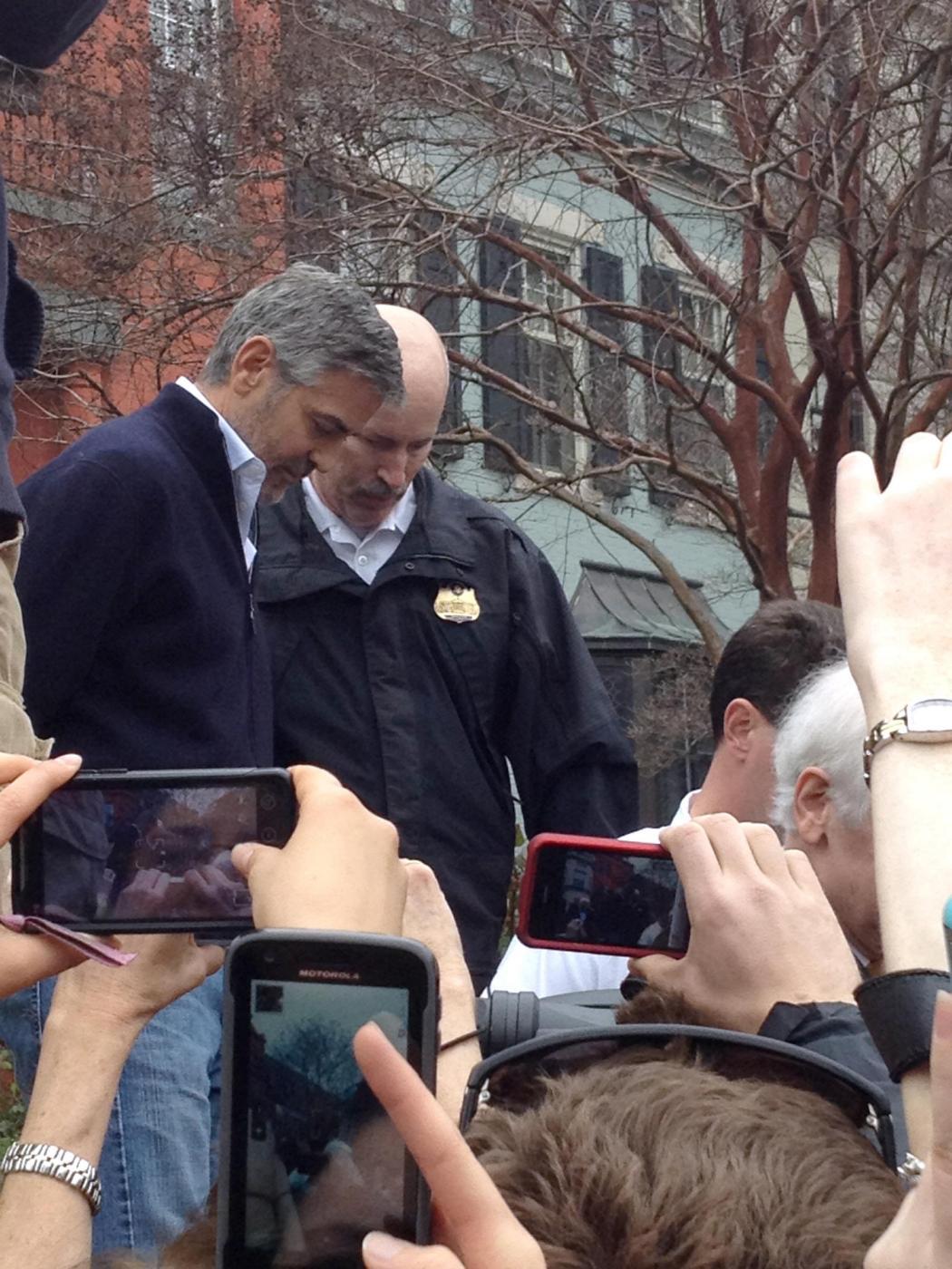 L'arresto di George Clooney 08