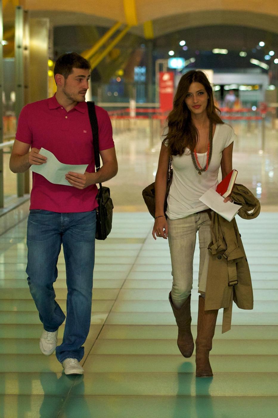Iker Casillas e Sara Carbonero 01