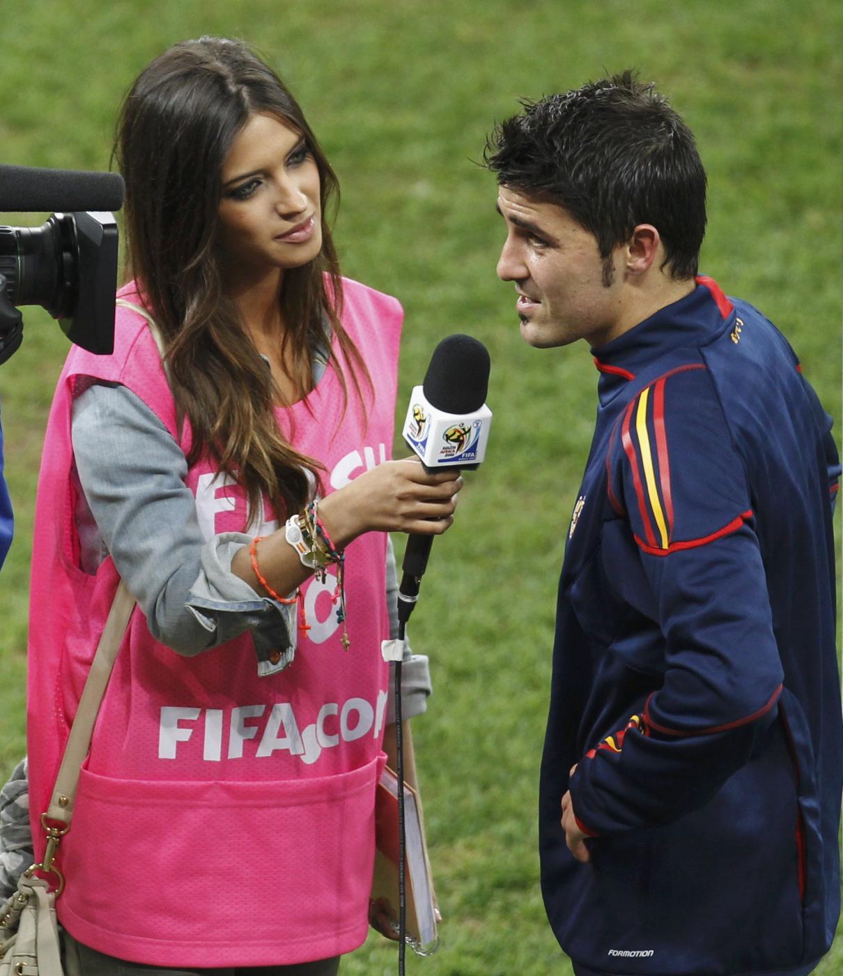 Iker Casillas e Sara Carbonero 011