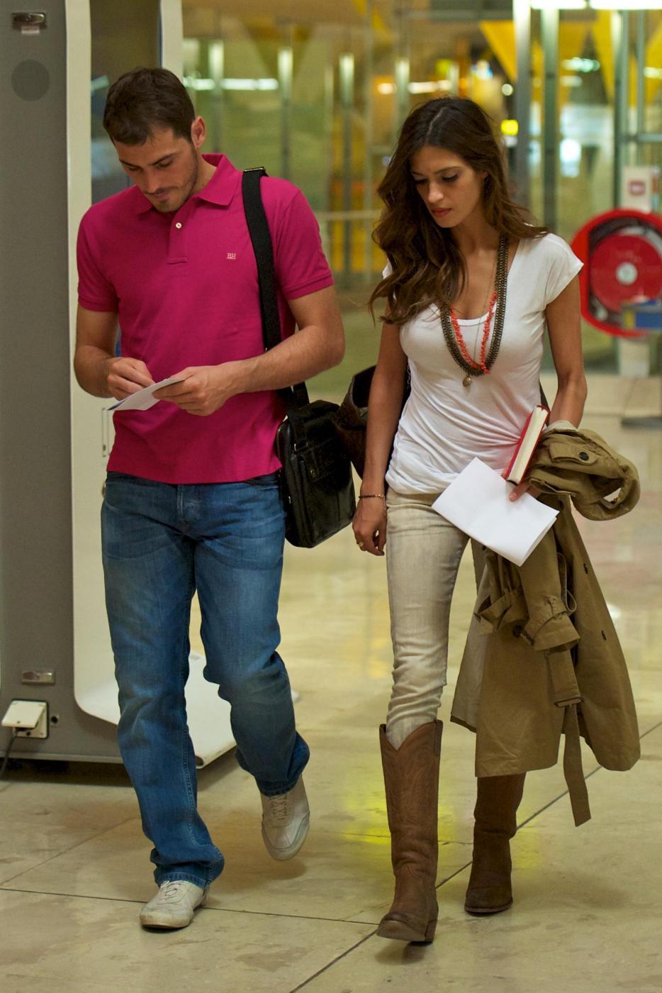 Iker Casillas e Sara Carbonero 02