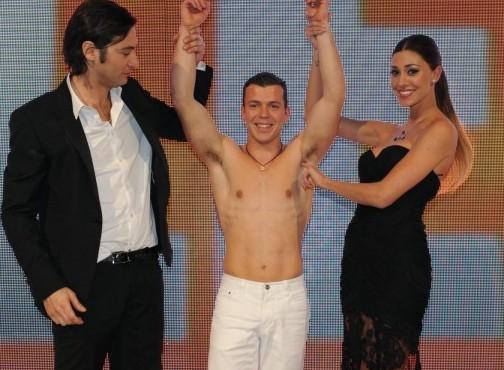 Finale della terza edizione di ''Italia's got talent''04