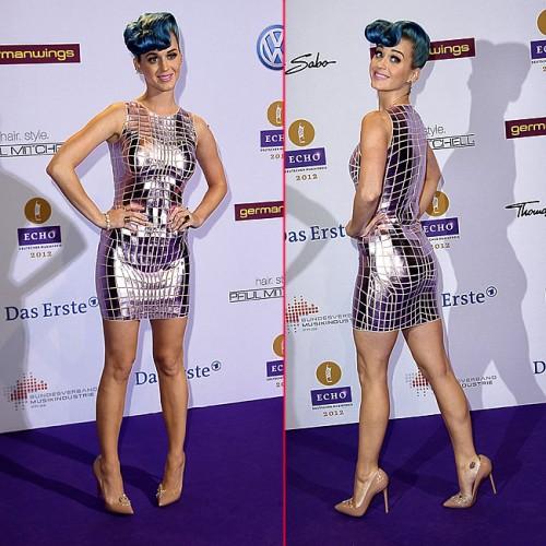 Katy perry best dressed week 3