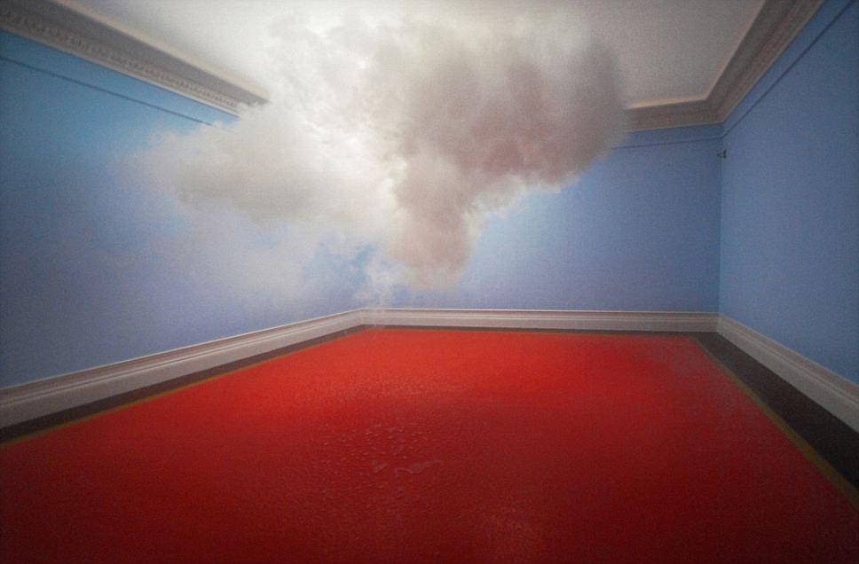 L'artista olandese che espone le nuvole 01