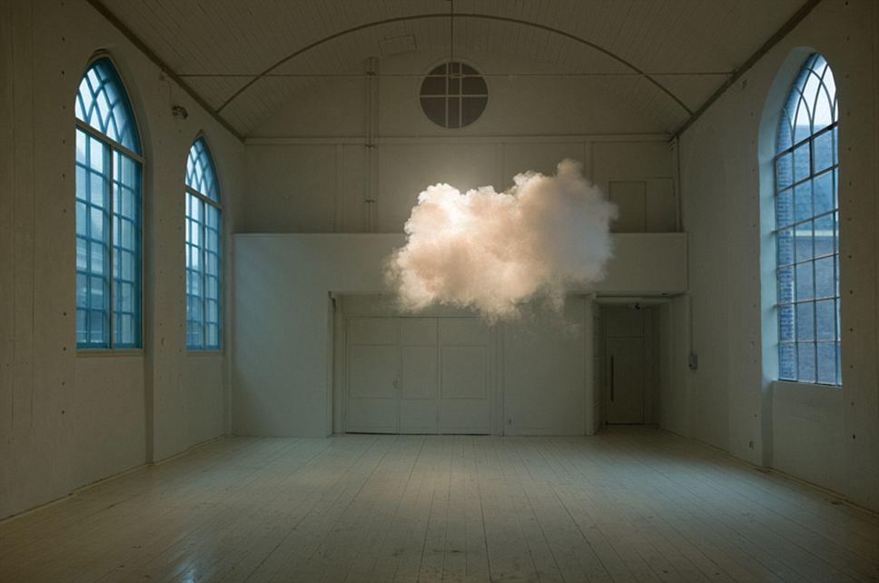 L'artista olandese che espone le nuvole 04