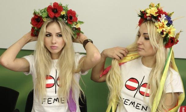 Le Femen a Vienna01
