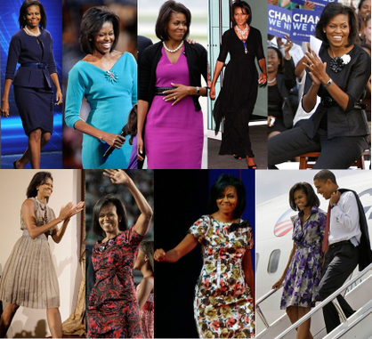 Michelle Obama look 02