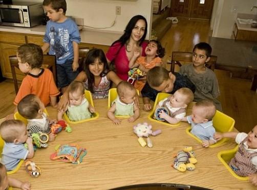 I 14 figli di Nadya Suleman