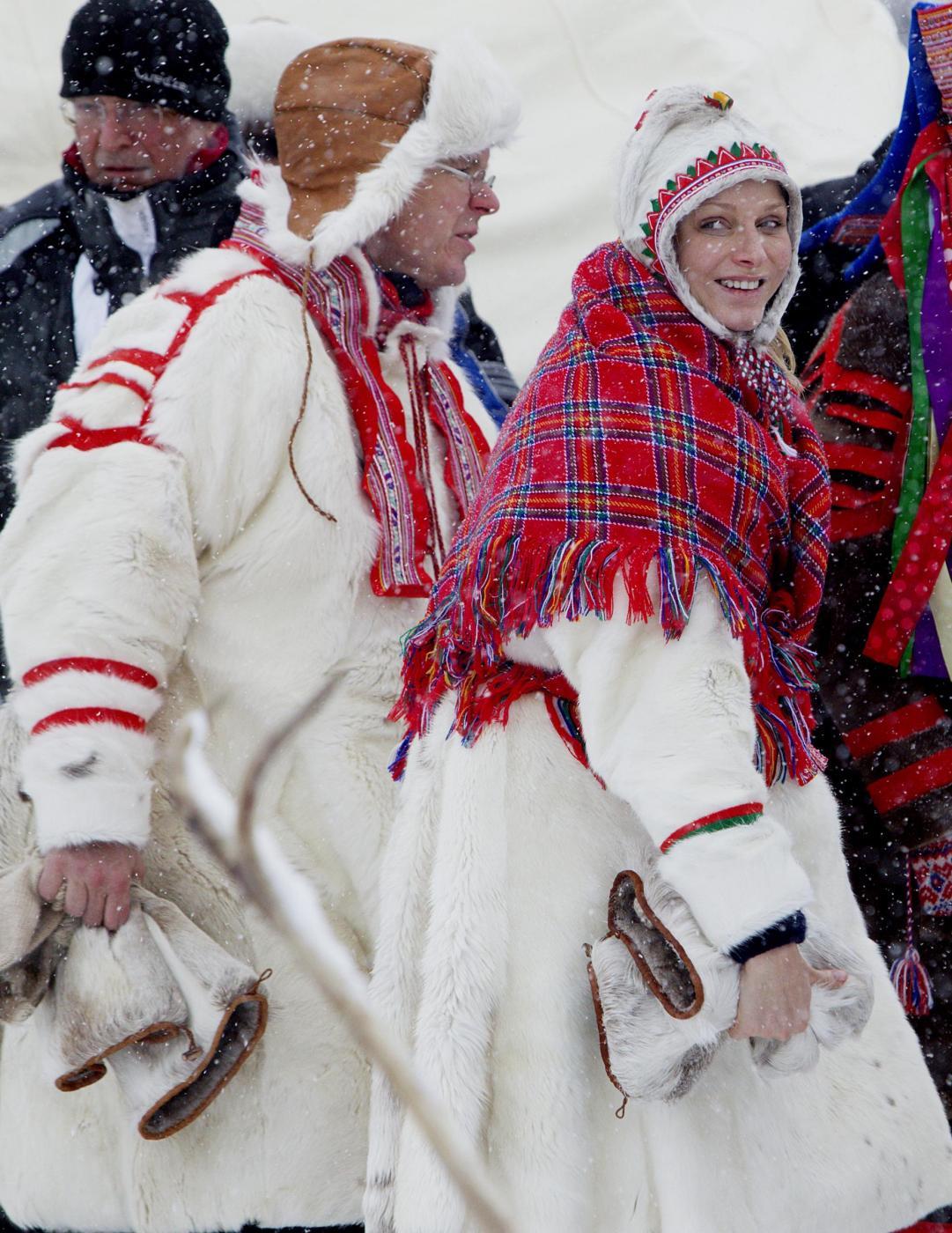 Norvegia, Il Principe Alberto II e Charlene 05