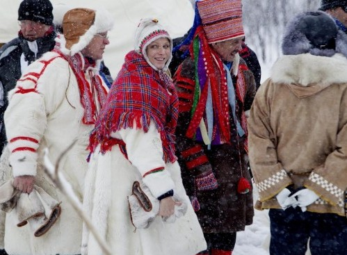 Norvegia, Il Principe Alberto II e Charlene 06