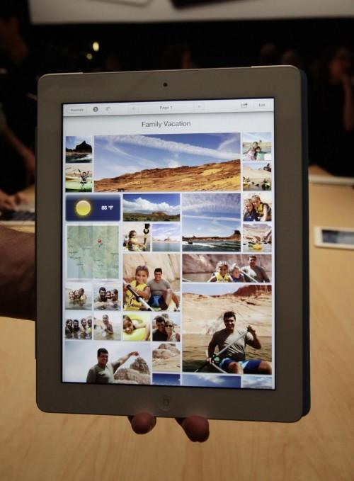 Lancio nuovo iPad 01