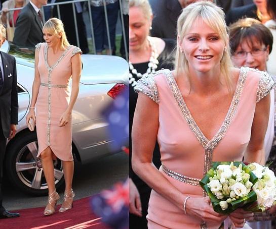 Princess Charlene Monaco Australia 01