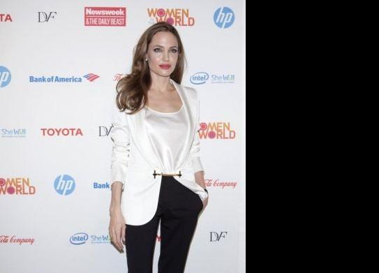 Angelina Jolie Gucci