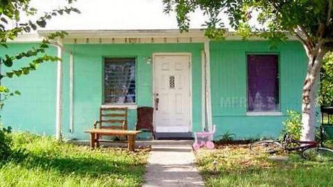 La casa comprata da Willow Tufano