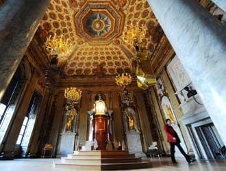 Kensington palace dimora di kate e william e in mostra for Interno kensington palace